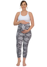 ACTIVE MUM HOLD ME  7/8  MATERNITY TIGHT