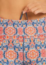 Endurance Dual Pocket Mid-Thigh Tight-Morocco Galleria