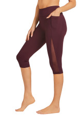 Contour Support Dual Pocket 3/4 Tight-Fig