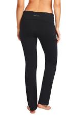 "Slim Fit Yoga & Pilates Pants Shorter Leg (30"" In-seam)"