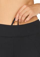 Carrera Dual Pocket ¾ Tight - Black