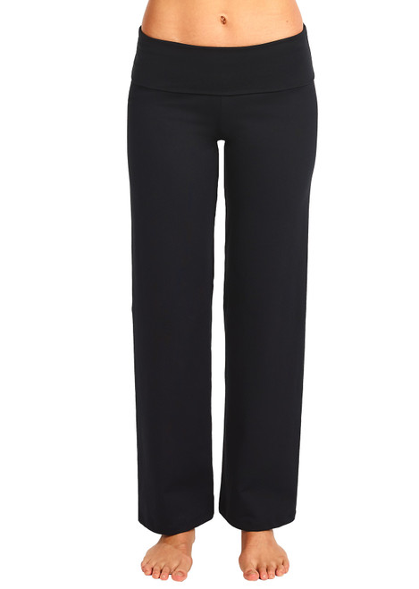 """Relaxed Fit Yoga & Pilates Pants Shorter Leg (29"""" In-seam)"""