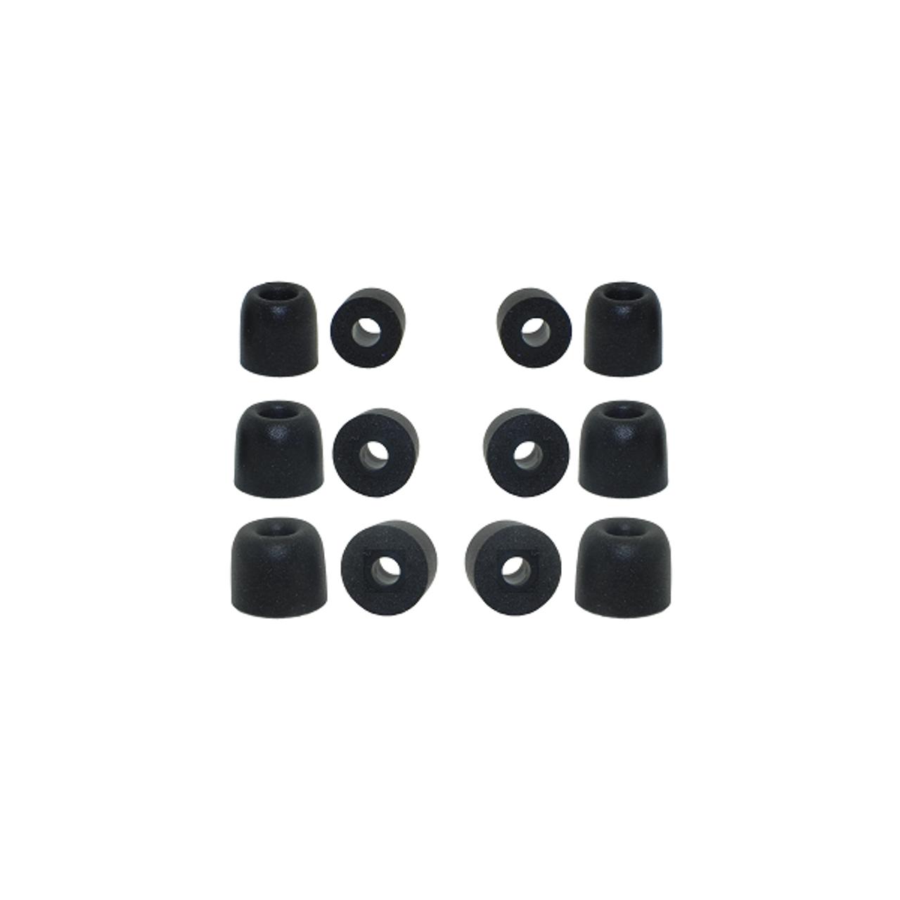 memory foam eartips for Campfire Audio ear tips