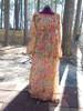 Little Mary Jane Dress (small orange dress)
