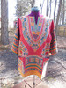 Dashiki in Stonewashed Red (XL)