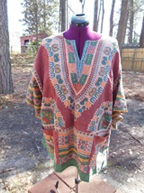 Dashiki in Rust (XL)