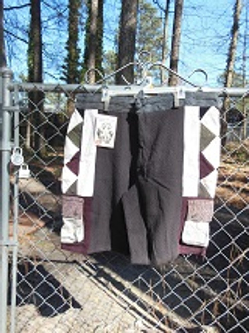 Diamond Patchwork Shorts (medium)