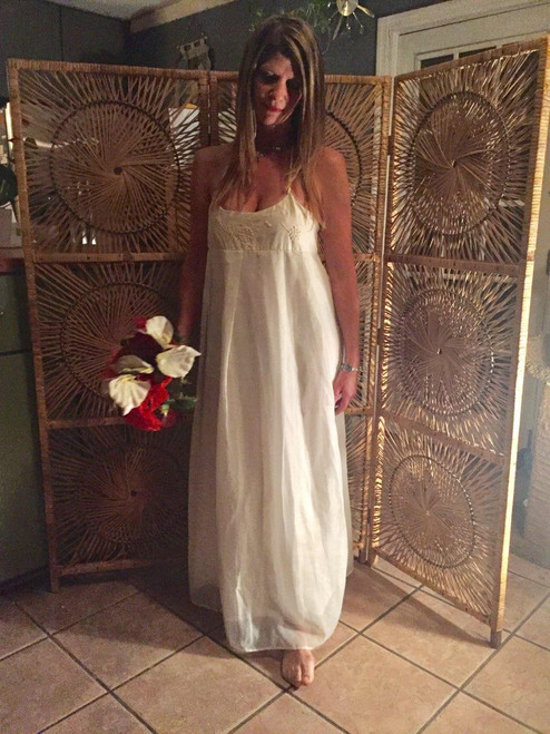 "She Said ""I Do"" Wedding Dress"