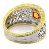 Mandarin Garnet Contessa Ring