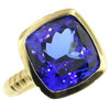Tanzanite Custom Ring