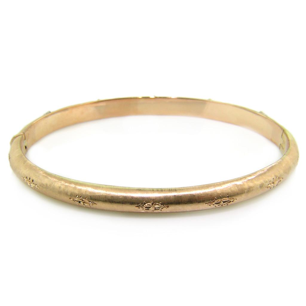Andrea Bangle Bracelet
