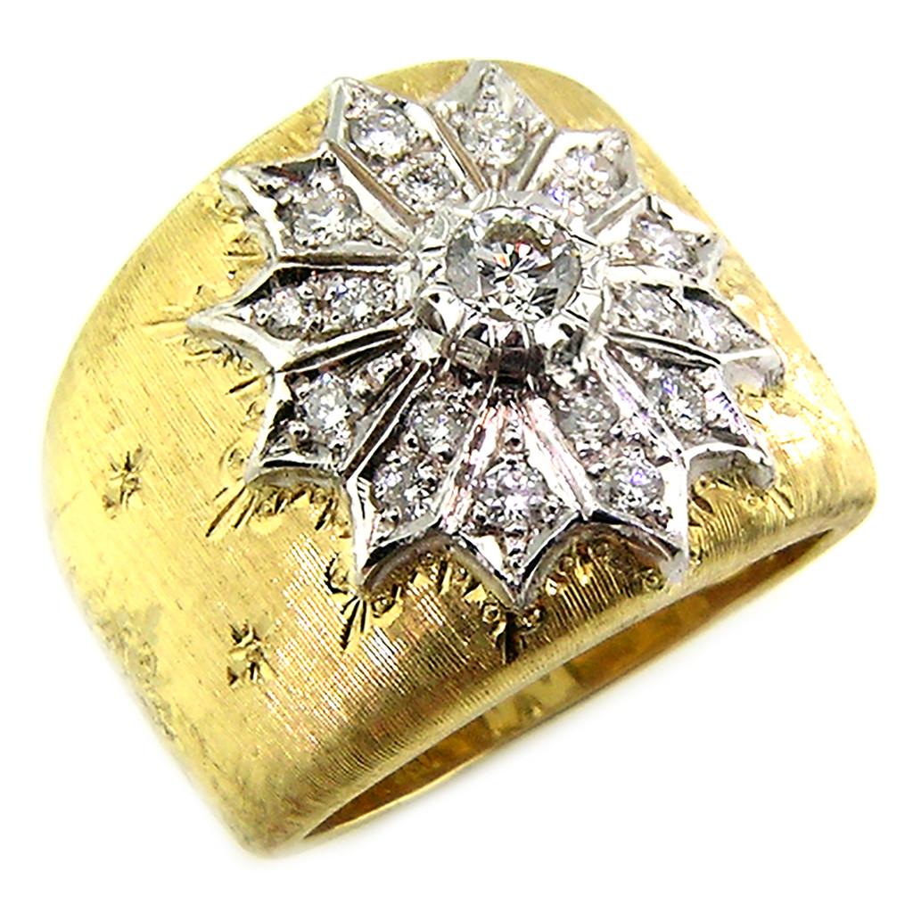 Stella Diamond Ring