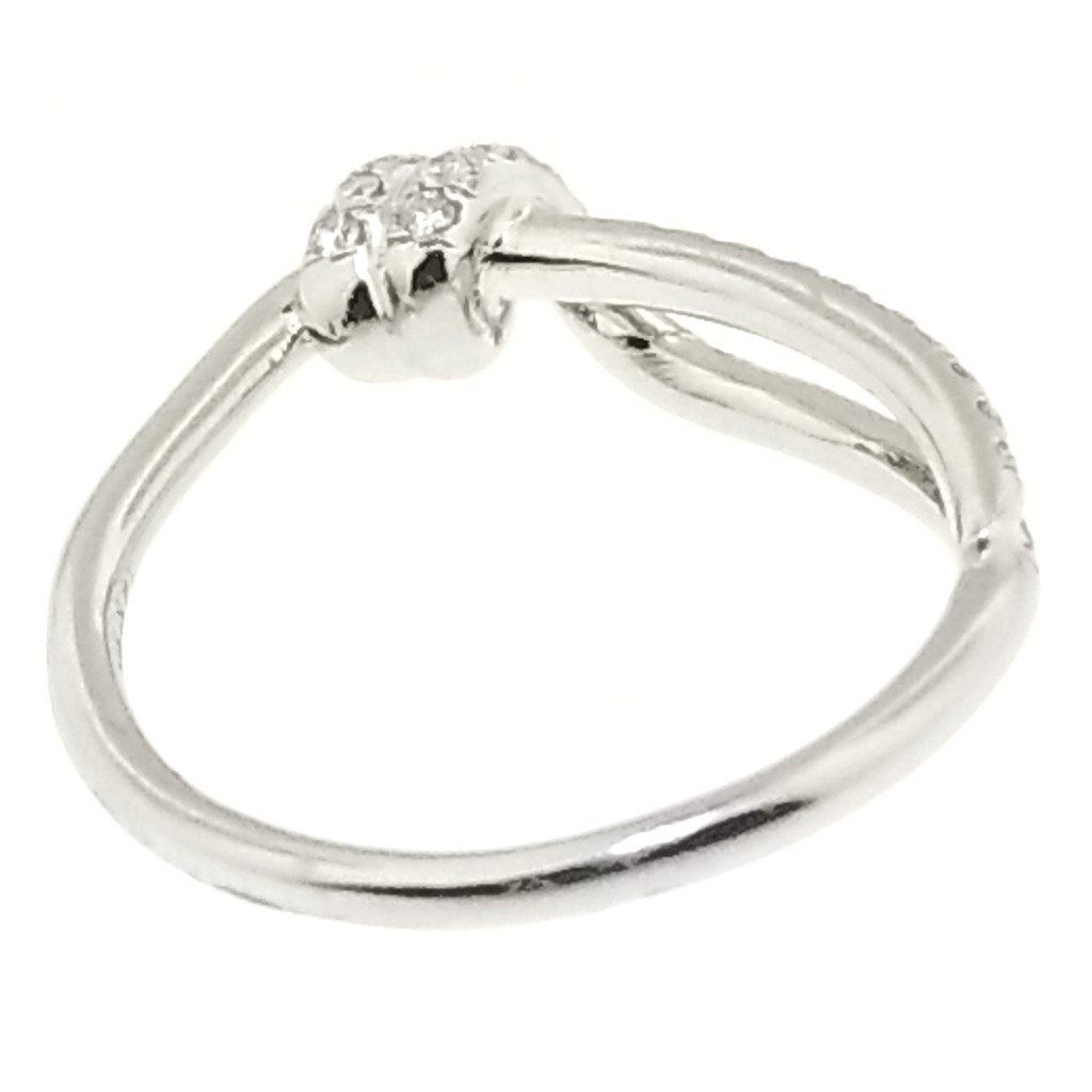 Love Knot #3 Ring by Dan Peligrad for Cynthia Scott Jewelry