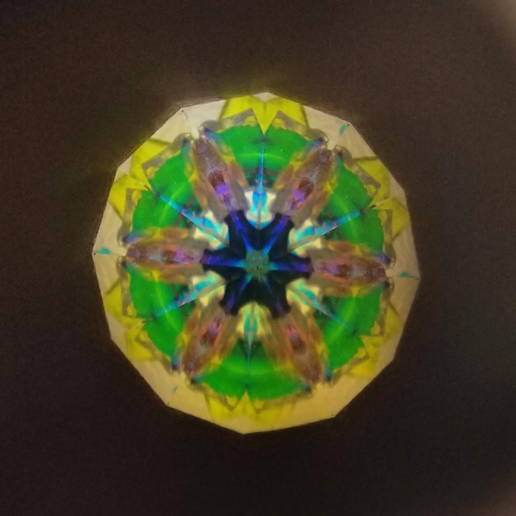 Kaleidoscope Necklace Interior