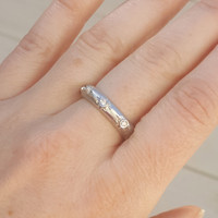Adriana Diamond Eternity Band