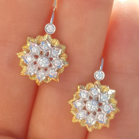 Lucia Dangle Earrings