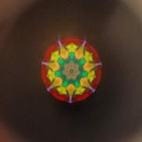 Kaleidoscope Necklace, Interior