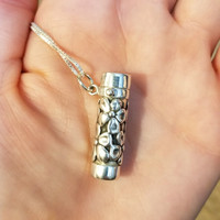 Feelin' Groovy Kaleidoscope Necklace by Deborah & Kevin Healy