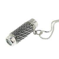 Granulation Kaleidoscope Necklace