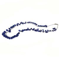 Sapphire Briolette Necklace