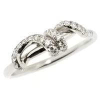 Love Knot #2 Ring by Dan Peligrad for Cynthia Scott Jewelry