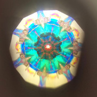 Kaleidoscope Necklace Interior
