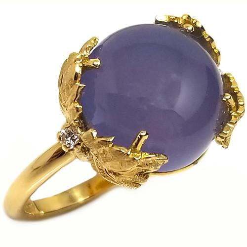 Chalcedony Sylvia Ring