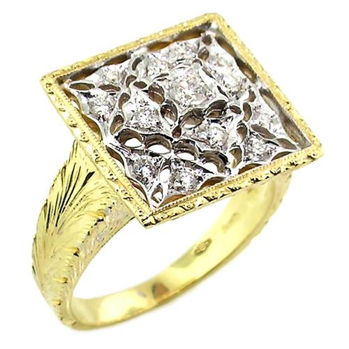 Carina Diamond Ring