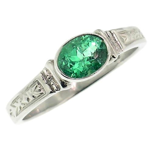 Paraiba Tourmaline Cassandra Ring