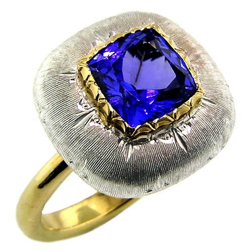 Tanzanite Bianca Ring