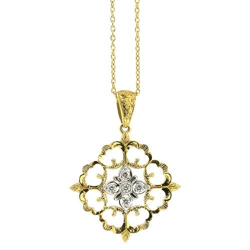 Vittoria Diamond Pendant