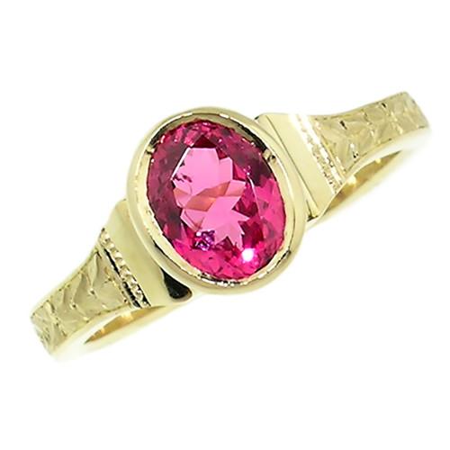 Mahenge Spinel Cassandra Ring