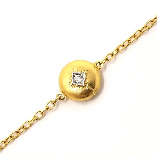 Valentine Diamond Station Chain