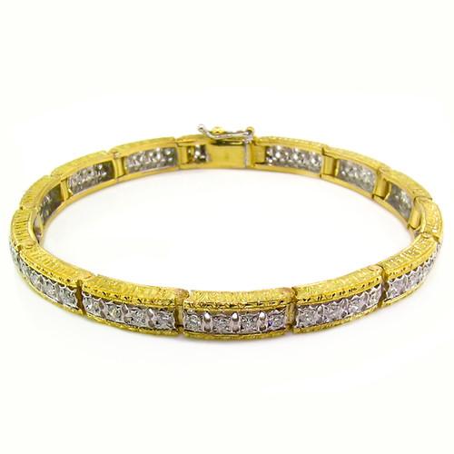 Gianna Diamond Bracelet
