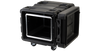 "SKB 3skb-R908U24 8U 24""D Roto Shockmount Rack Case"