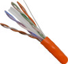 Vertical Cable CAT6-Bulk-SO-OR | Bulk CAT6 Cable