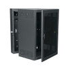 "18u 24""D Wall Mount Rack"
