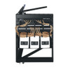 "12u 10""D Wall Mount Rack"