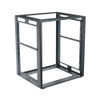 16u Low Profile Open Rack CFR-16-18