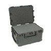 iSeries 3021-18 Waterproof Case with Cubed Foam