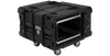 "6U 24""D Roto Shockmount Rack Case SKB"