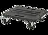 SKB Roto Rack / Shallow Rack Caster Base 1SKB-RCB