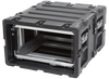 "5U Removable 20"" Deep Shock Rack"