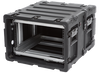 "6U Removable 20"" Deep Shock Rack"