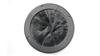 Upsite Technologies KoldLok 40001 Round Floor Grommet