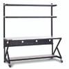 Kendall Howard KH-5000-3-100-72 | Medium Duty LAN Tables