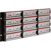 Rackmount Solutions RS-UP96CAT6 - 4u Cat6 Patch Panel, 96 port