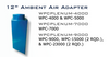 AmeriCool, Inc. WPCPLENUM-9000 | Portable Air Conditioners