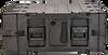 SKB 3RR-4U24-25B 4U Removable Shock Rack
