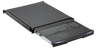 "Short Depth 23.6"" Trackball Rackmount Keyboard"